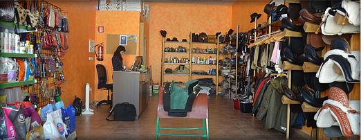 tienda de hipica en madrid