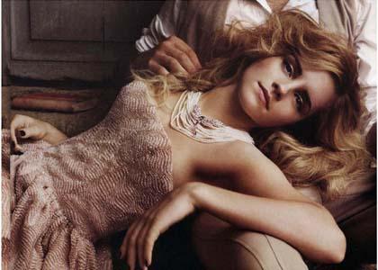 emma watson vogue italia. 2010 Emma Watson - Vogue