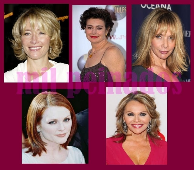 Peinados fiesta para mujeres 50 años