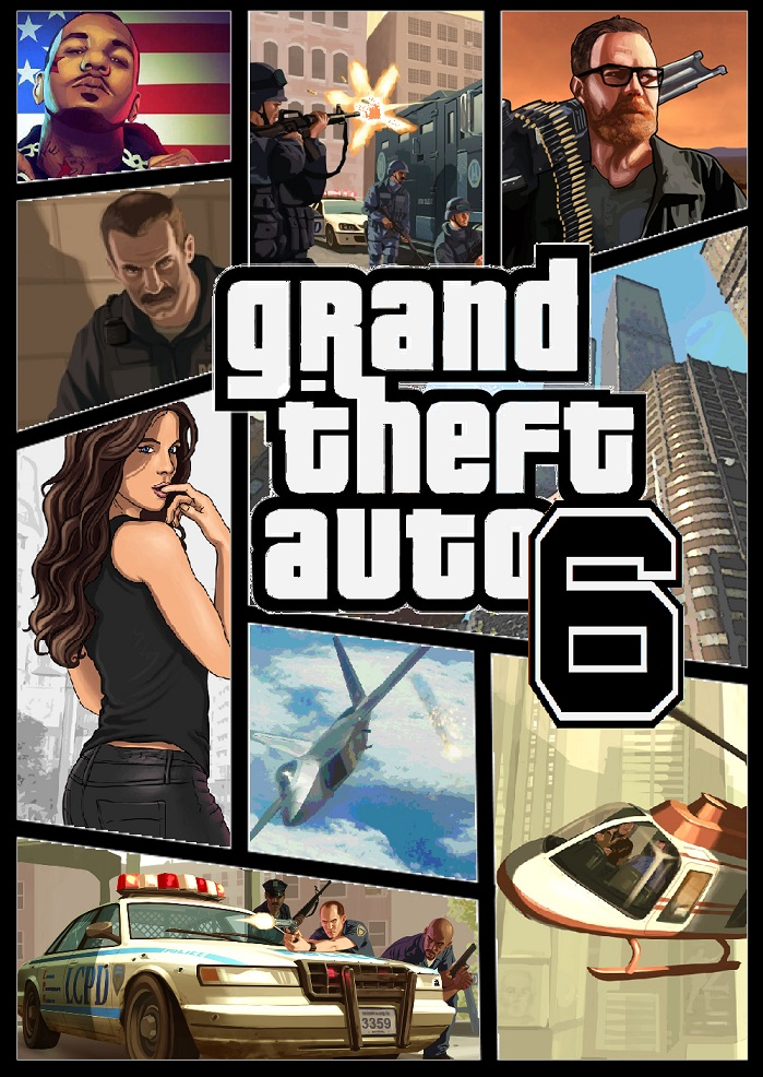 GTA 6 - Grand Theft Auto VI PC Torrent Download | Keygen & Hack