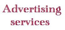 Advertising Services!