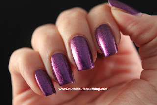 Rimmel Cocktail Collection Baby Bellini Purple