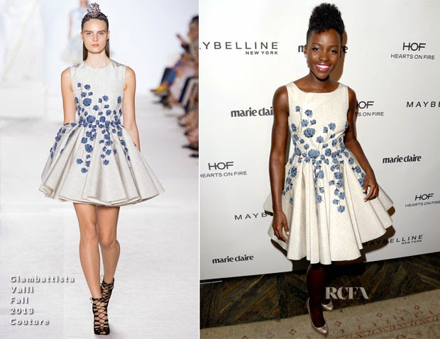 who wore this dress better lupita nyong 39 o vs model peter 39 s blog. Black Bedroom Furniture Sets. Home Design Ideas