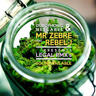 "Open call for the 1st Dubophonic remix ""competition"" / Mr. Zebre ft Rebel-I / Legal"
