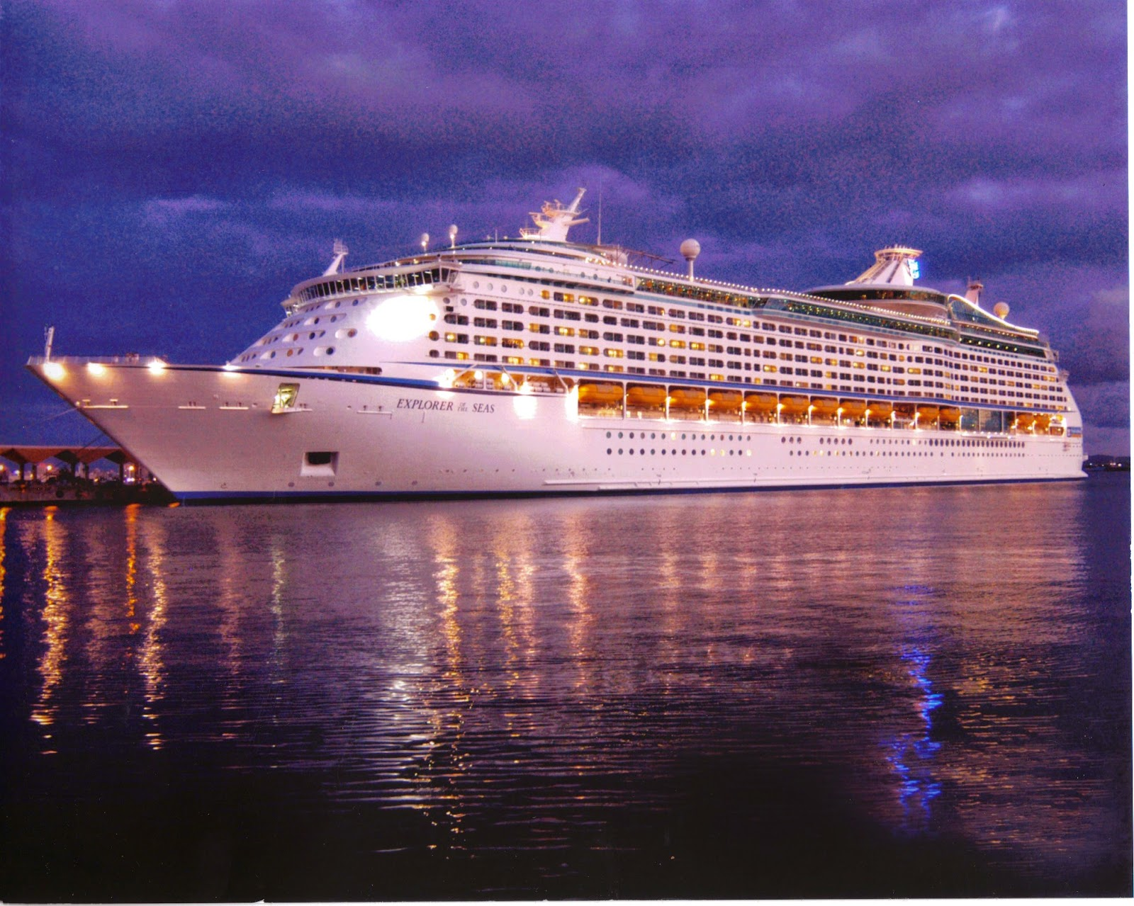 Paul Davis On Crime New Law Requires Cruise Lines To Publicize - Cruise ship crimes