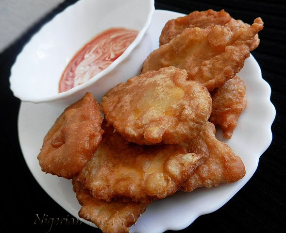 Nigerian Battered Plantain, battered Plantain, Nigerian Plantain recipes, plantain recipes