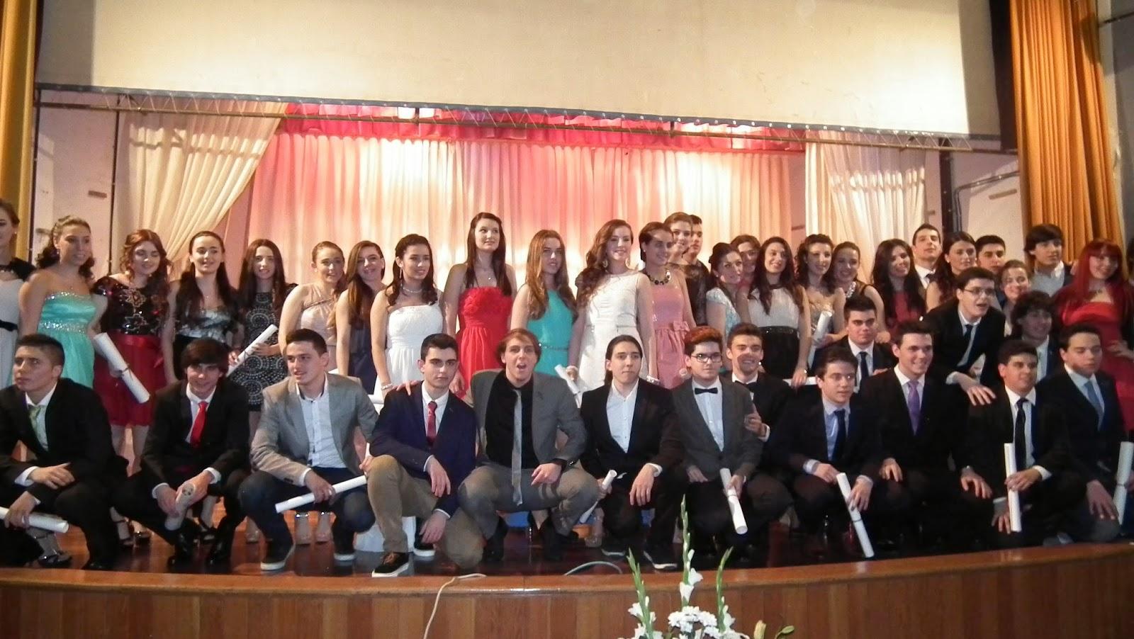 celebra la graduación de medio centenar de alumnos de bachillerato
