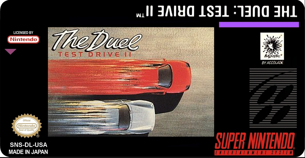 150 SNES games reviewed  The+duel