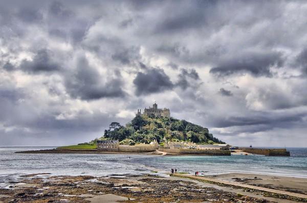 St. Michael's Mount, Cornwall by Petervanallen