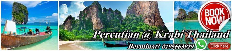 Melancong Krabi Thailand