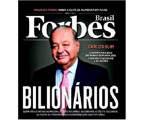 Conheça os bilionários brasileiros listados pela Forbes Bancos.
