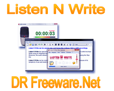Listen N Write 1.14.0.0 Free Download