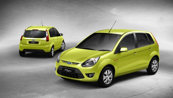 Ford Figo HD Wallpaper for iPhone 5