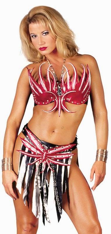 Tammy Lynn Sytch - WWF - ECW - WCW