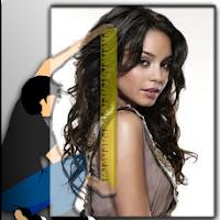 Vanessa Hudgens Height - How Tall