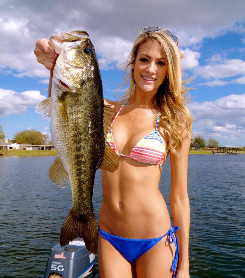 Join. Nude women bass fishing something is