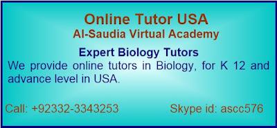 Online Biology Tutor USA