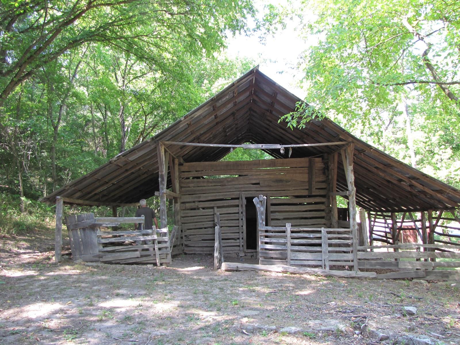 Granny Mountain Beaver Jim Villines Cabin