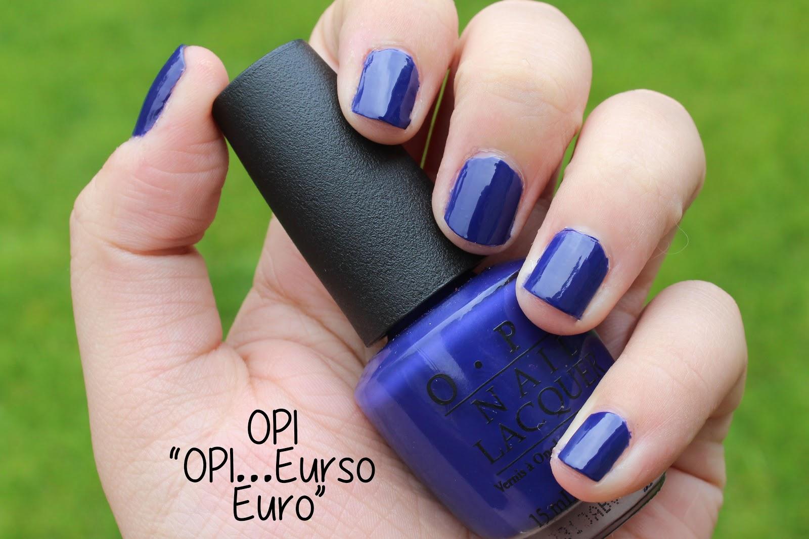 """Viva La Fashion I Beauty + Life Style Blog: OPI """"OPI"""