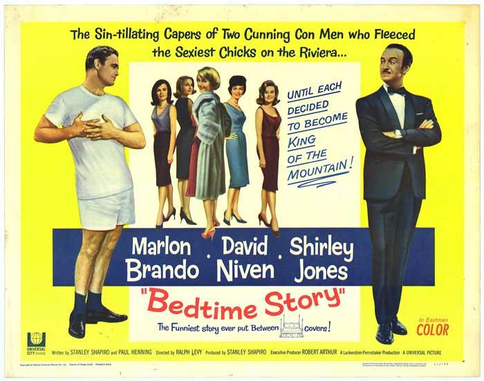 """Bedtime Story""  (1964)"