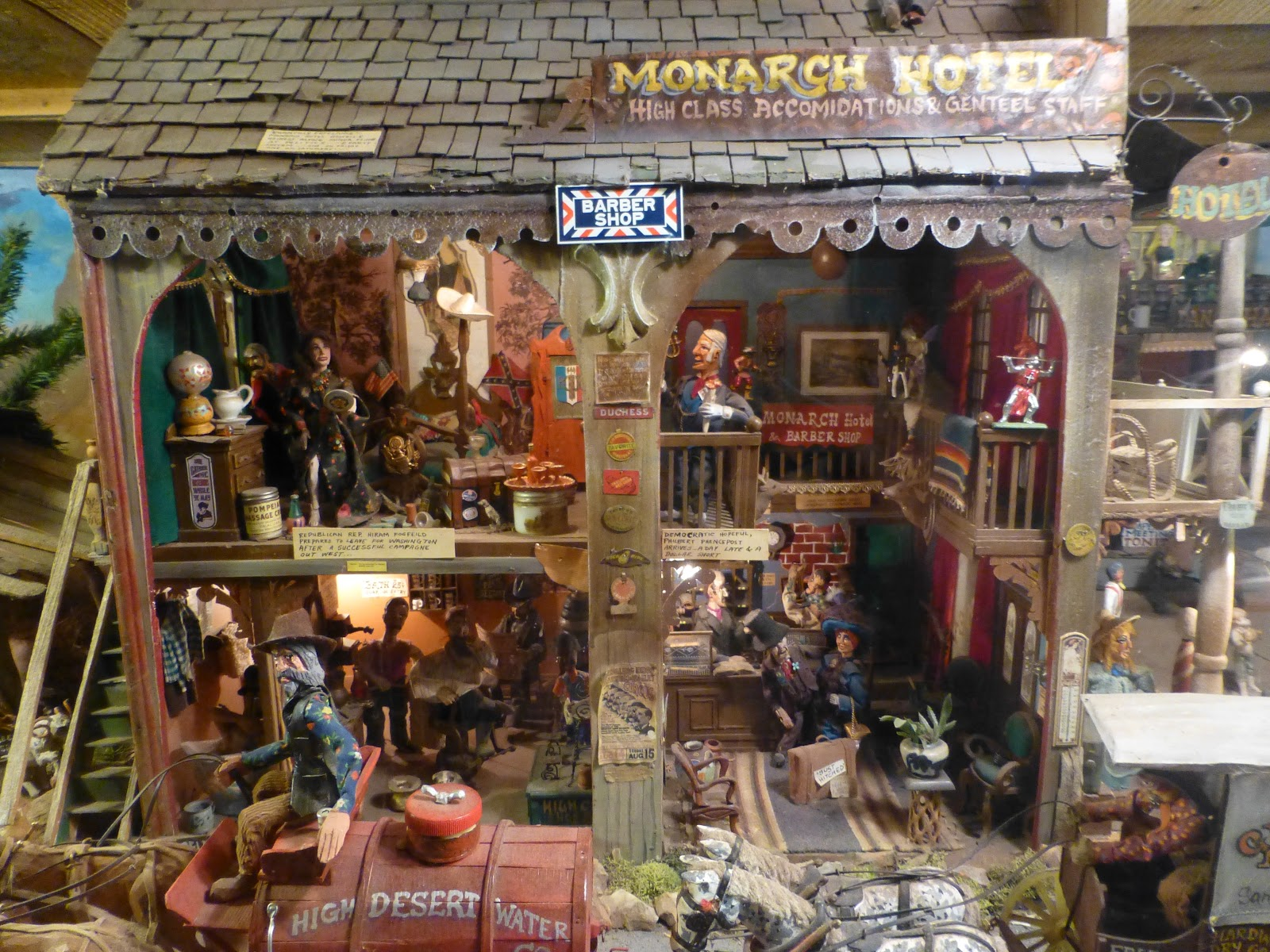 Traveling With John And Margaret - Small museums in usa