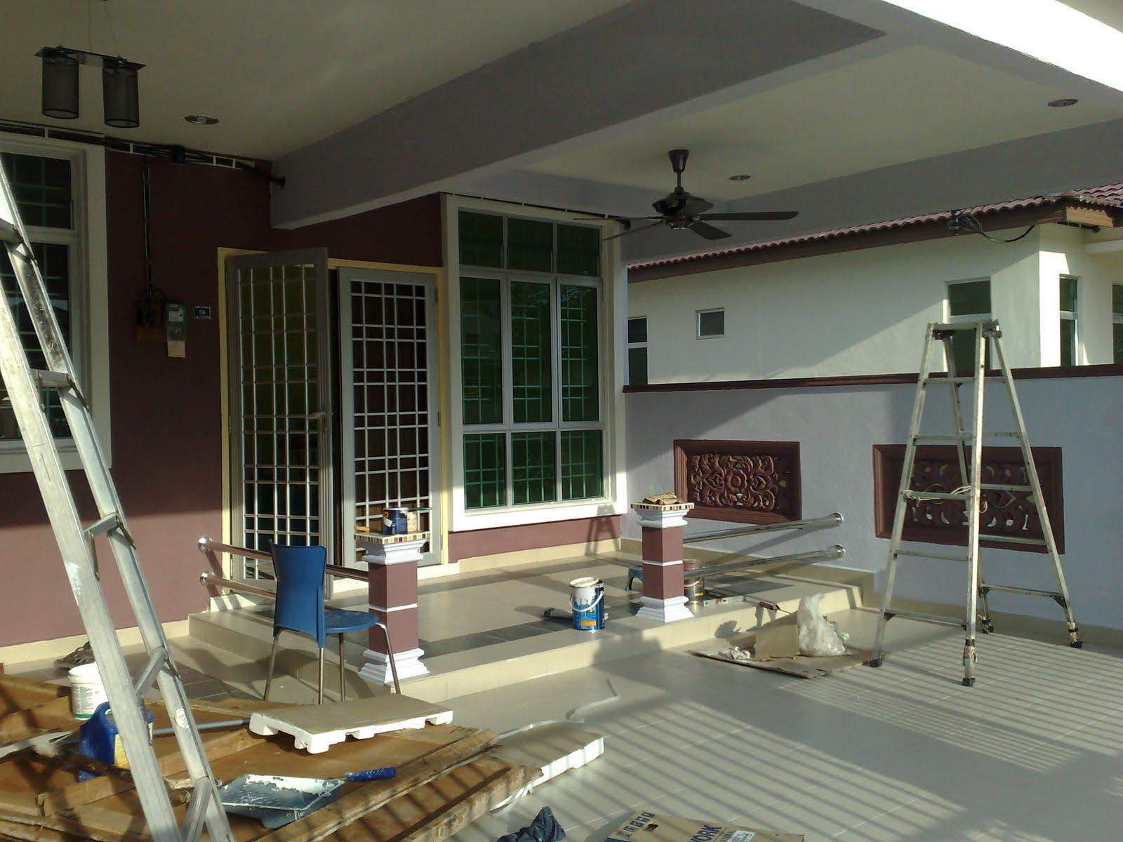 Renovation Tangga Rumah