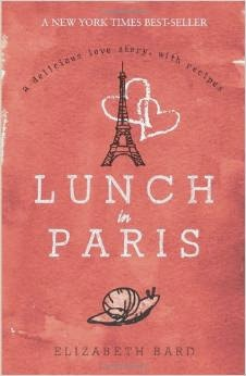 french village diaries book review Lunch in Paris Elizabeth Bard