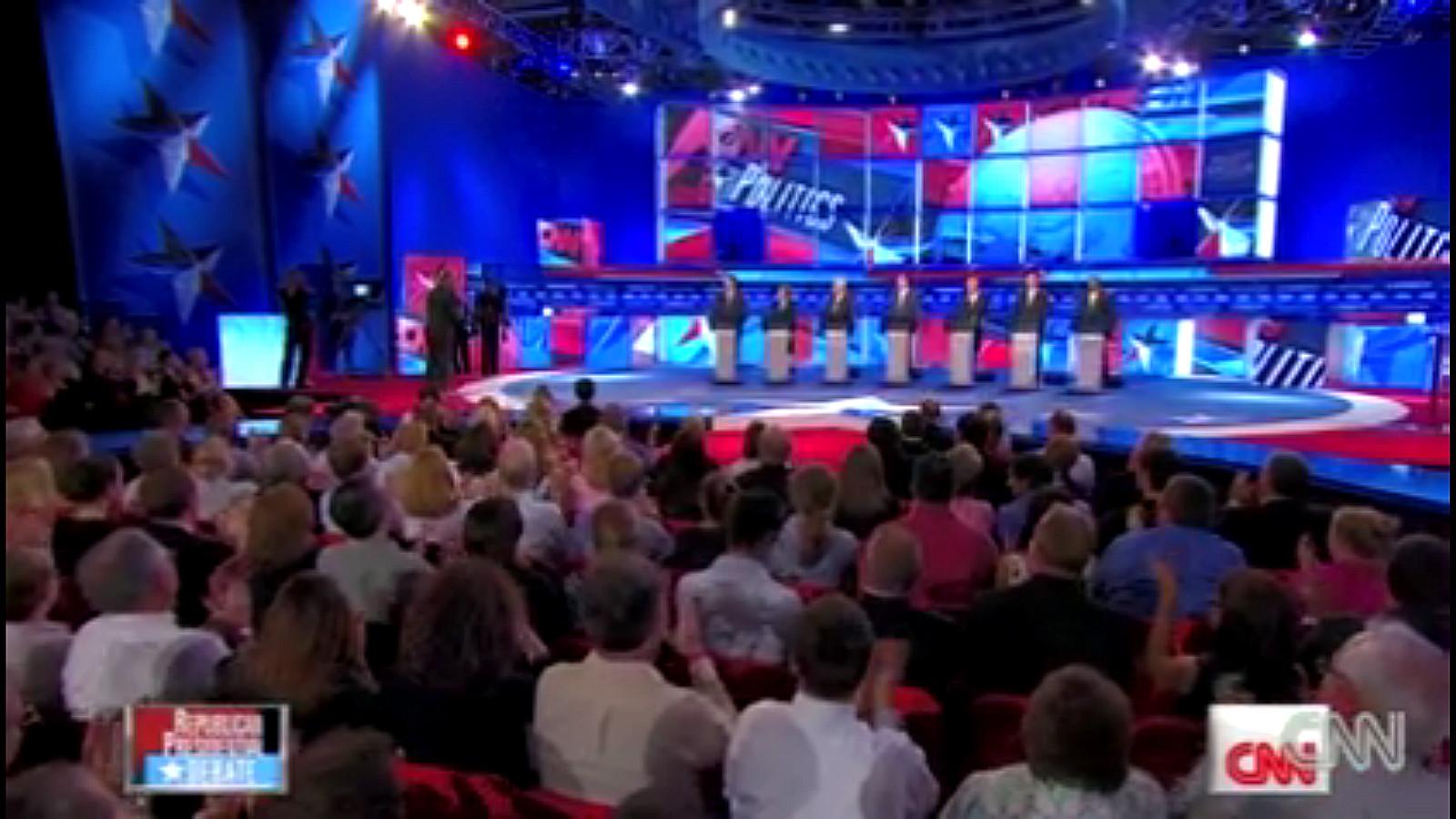 Republican presidential debate New Hampshire