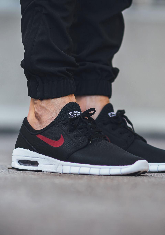 nike air force one ac - JUST Men's Lifestyle ??: FOOTWEAR: Nike SB Stefan Janoski Max ...