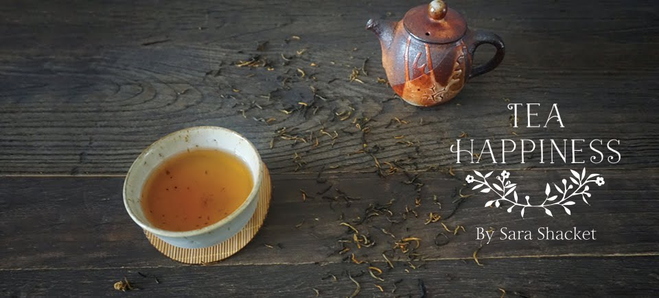 Tea Happiness- A blog on tea drinking, tea history, tea industry interviews, NYC tea experiences!