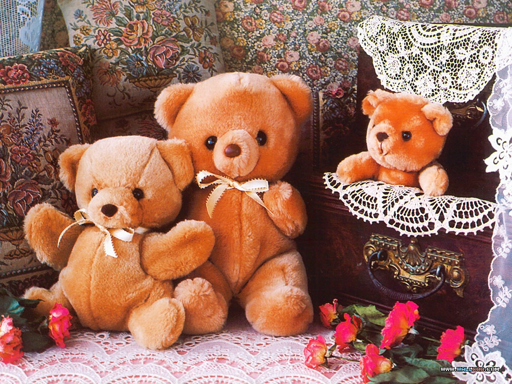 Free Teddy Bears Pictures Download