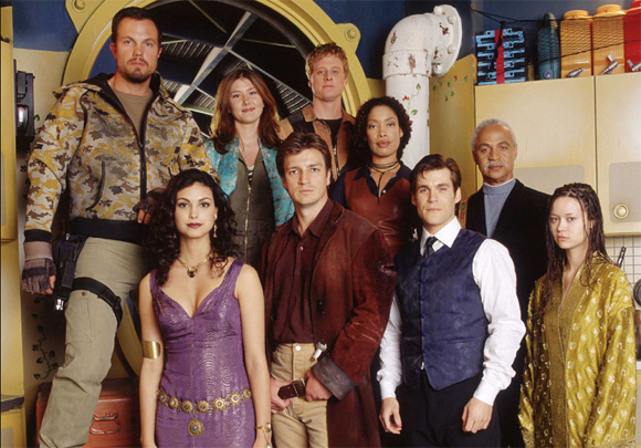 fired Why gayheart was firefly rebecca from