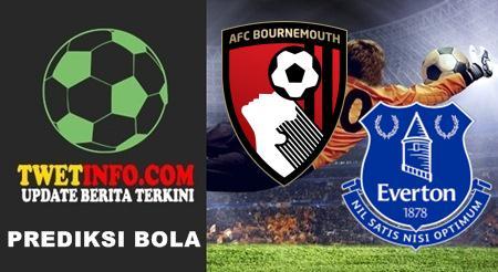 Prediksi Bournemouth vs Everton