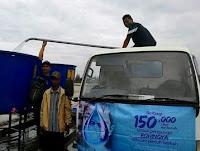 relawan humanity first di pengungsian rohingya