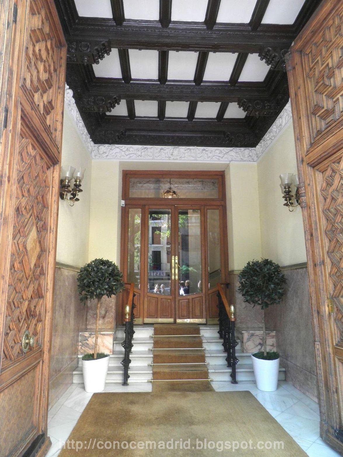 Conocer madrid mayo 2012 for Oficinas ono madrid