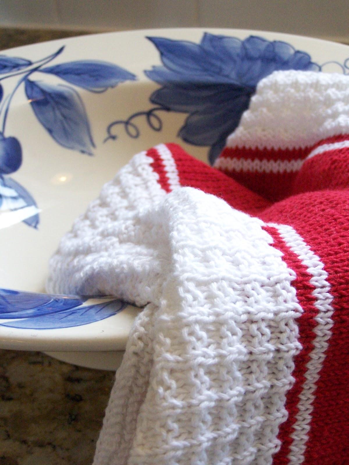 Delorme Designs: FRENCH STRIPE TEA TOWEL