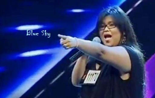 Profil Biodata Shena Malsiana X Factor Indonesia 2013