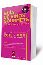 Guía de vinos Gourmets 2015