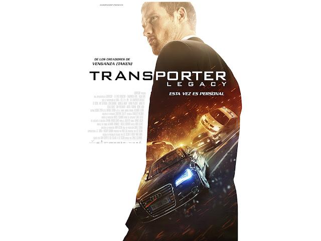 Concurso 'Transporter Legacy': Tenemos entradas dobles para vosotros