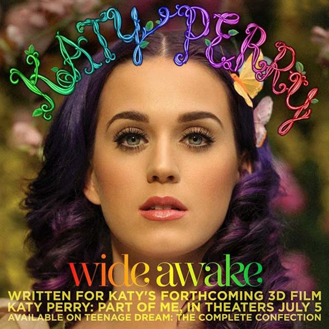 Vídeo y Letra de Katy Perry's Wide Awake