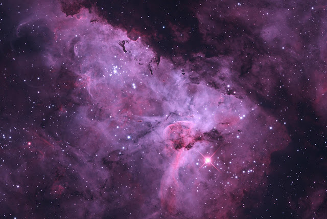 The Eta Carinae Nebula