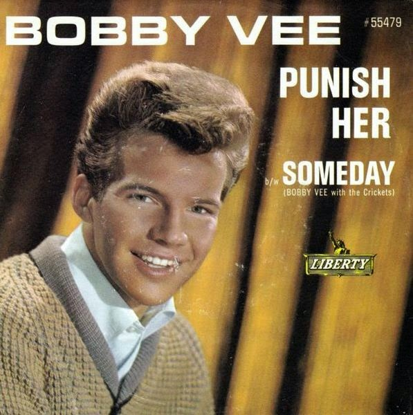 "Was ""Punish Her"" Bobby Vee's Naffest Song?"