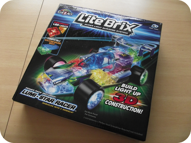 Lumi Star Racer box