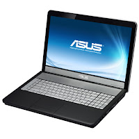 Asus N75SF laptop