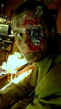 CYBORG: Henri Tiihonen. Make-up: Ari Savonen.