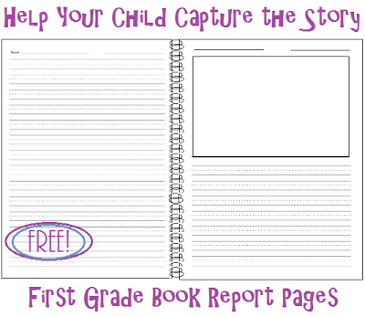 How to help your child write a book report