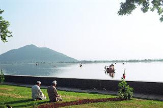 Char Chinar - Srinagar
