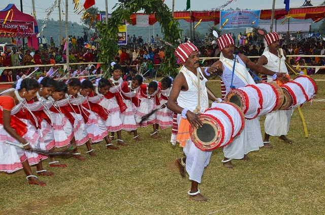 Tribal Fairs & Festivals in Odisha (Orissa)