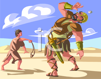 Sermon Jotter: Word:50 AWESOME CHARACTERISTICS OF OUR GOD 2  Goliath Clipart