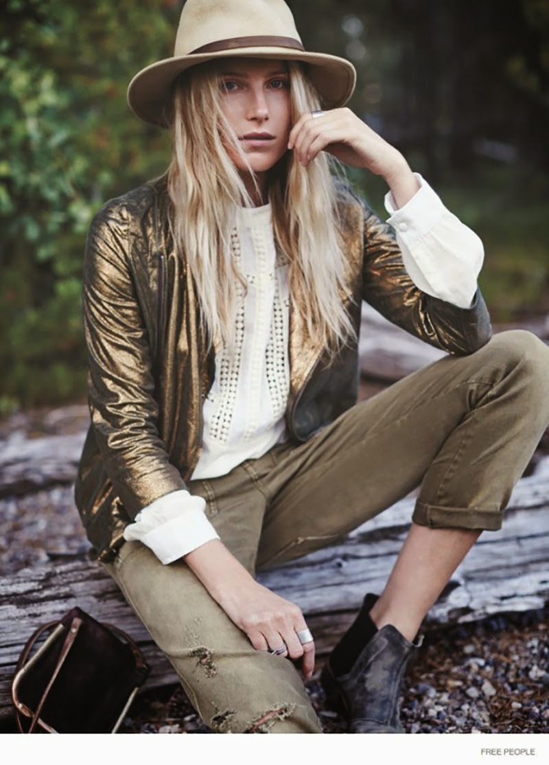 Free People October Lookbook